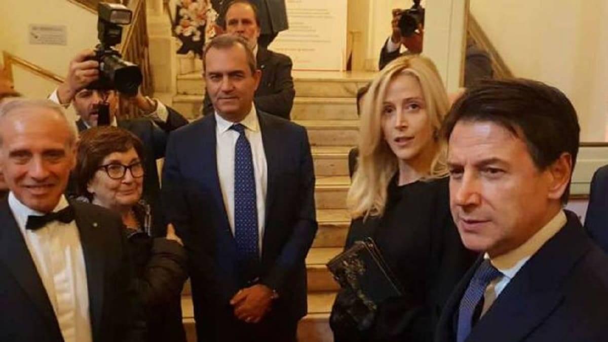 Chi è Olivia Paladino, la First lady, fida del premier Giuse