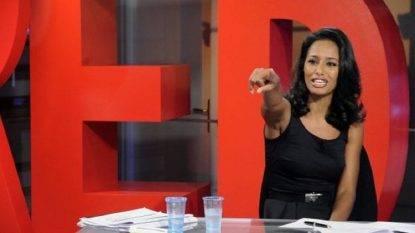 Rula Jebreal forse a Sanremo