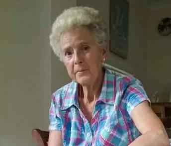 Sandy Prince, anziana eroina uccisa