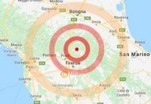 Sciame sismico al Mugello