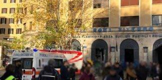 Soldatessa uccisa sotto la metro Flaminio