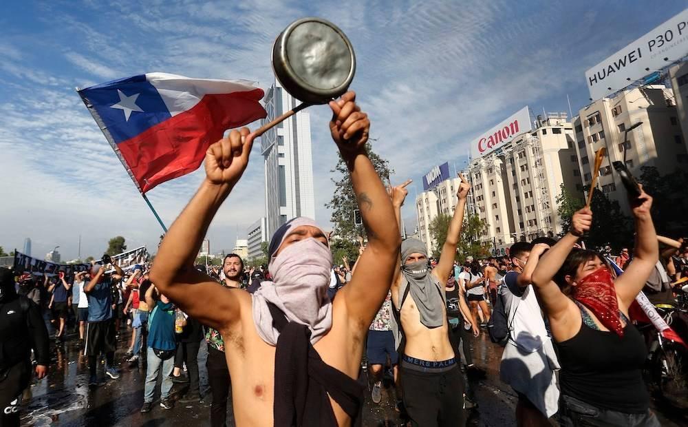 Legalizzata la repressione di Stato: il Cile nega il diritto