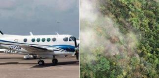 Precipita aereo con 7 passeggeri, tutti morti
