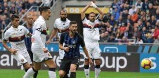 L'Inter di Conte riceve il Genoa di Thiago Motta a San Siro.