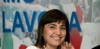 Renata Polverini a 'Un giorno da Pecora'