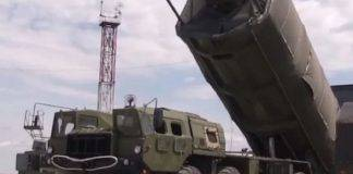 test missile nucleare russo