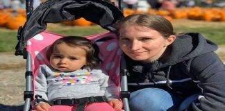 bambina madre uccisa