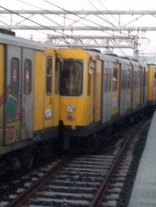 Incidente treno Napoli