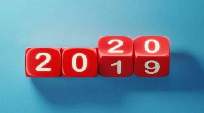 Pericoloso abbreviare 2020 nei documenti