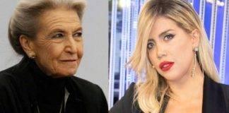 Barbara Alberti insulta Wanda Nara