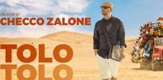 Checco Zalone, Tolo Tolo incasso record