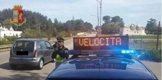 Intensificarsi dei controlli sulle strade