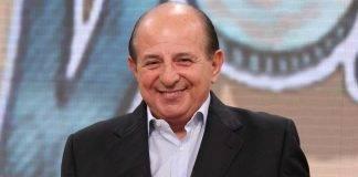 Giancarlo Magalli incidente