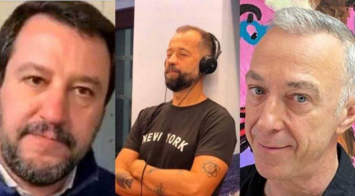 Linus bacchetta Fabio Volo