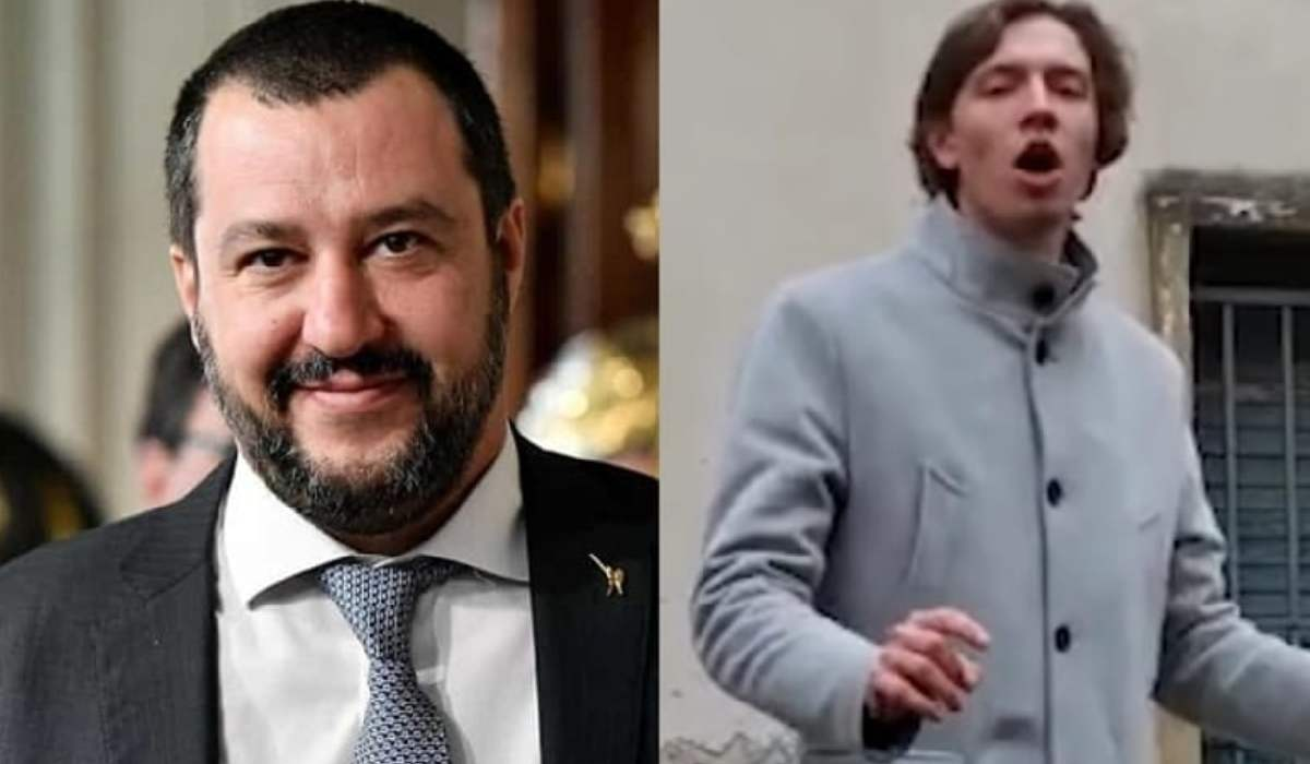 Matteo Salvini mette in ridicolo un ragazzo dislessico su Facebook: ...