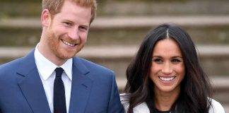 Meghan Markle e Il Principe Harry