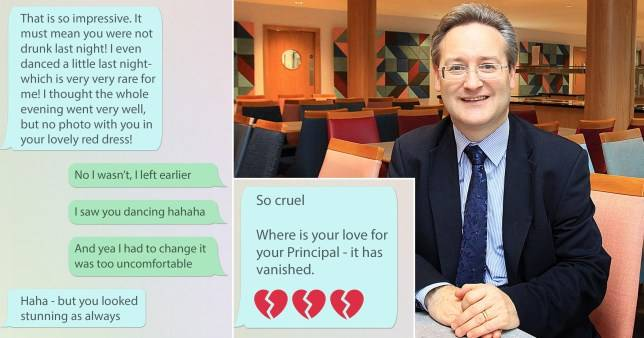 Preside traumatizza le sue studentesse con messaggi hot rigu