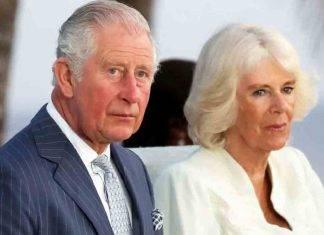 Principe Carlo e Camilla, figlio illegittimo