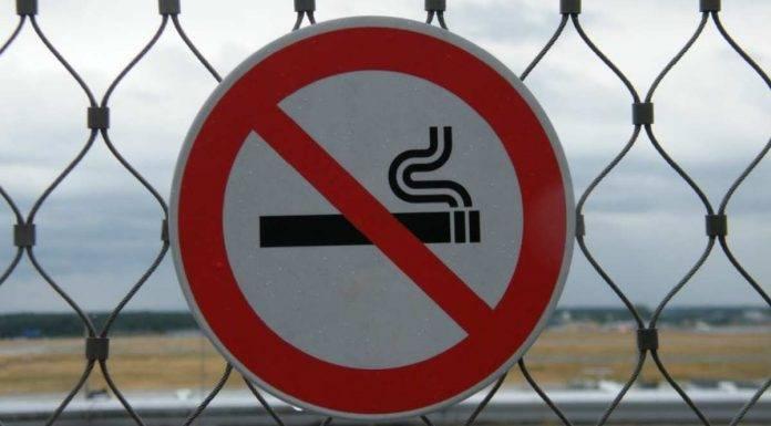 Stop al fumo, sindaco Sala