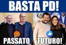 Sondaggio Borgonzoni PD