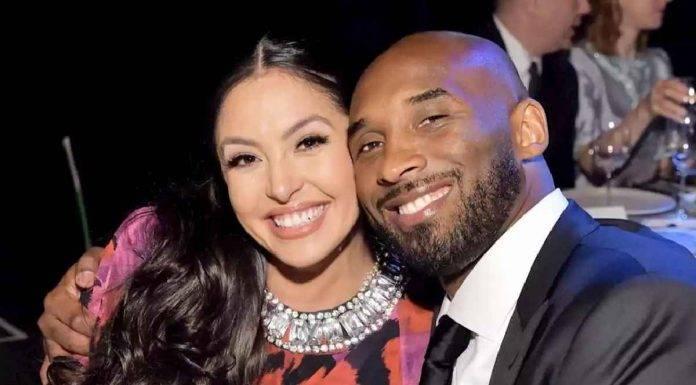 Vanessa Bryant e Kobe Bryant