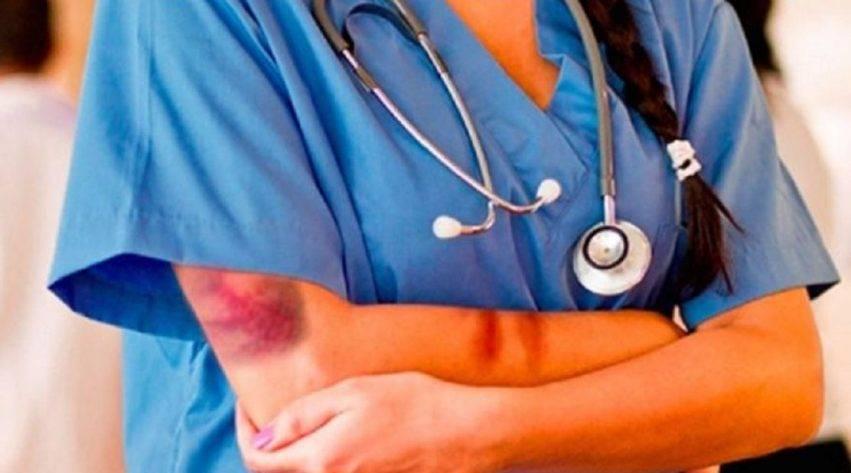 dottoressa aggredita dal paziente