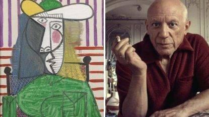 Strappato un dipinto di Picasso