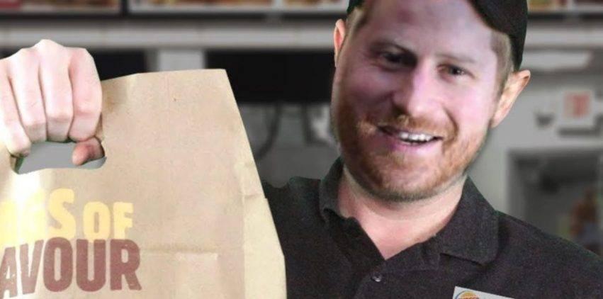 offerta di lavoro da burger king