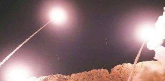 Attacco missili Iran