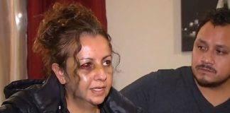 donna attaccata da due bulle