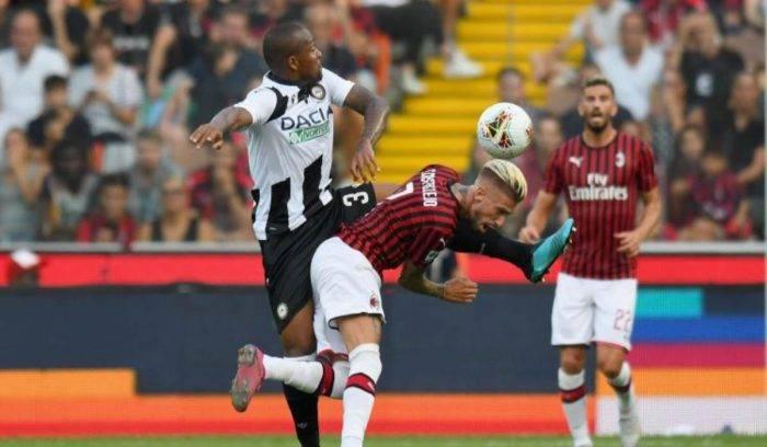 Milan Udinese, dove vedere la partita in diretta TV e in str