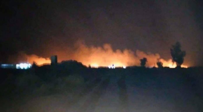 lanciati missili contro ambasciata e base aerea usa
