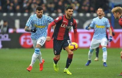 Petagna illude la Spal, poi il Bologna rimonta e vince 3-1