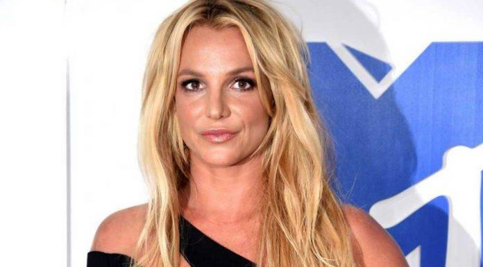 Britney Spears incidente