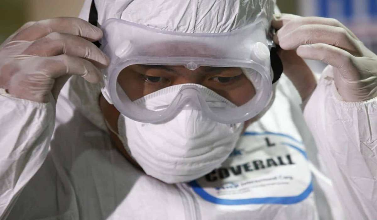 Coronavirus, coppia cinese si aggrava