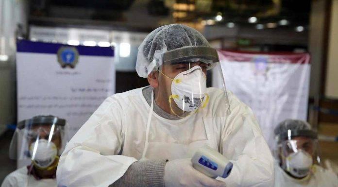 Coronavirus, italiano infetto