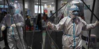 Coronavirus, minori contagiati, coppia cinese guarita