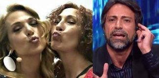 Daniela D'Urso contro Pietro Delle Piane