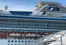 Diamond Princess, italiano positivo al Coronavirus