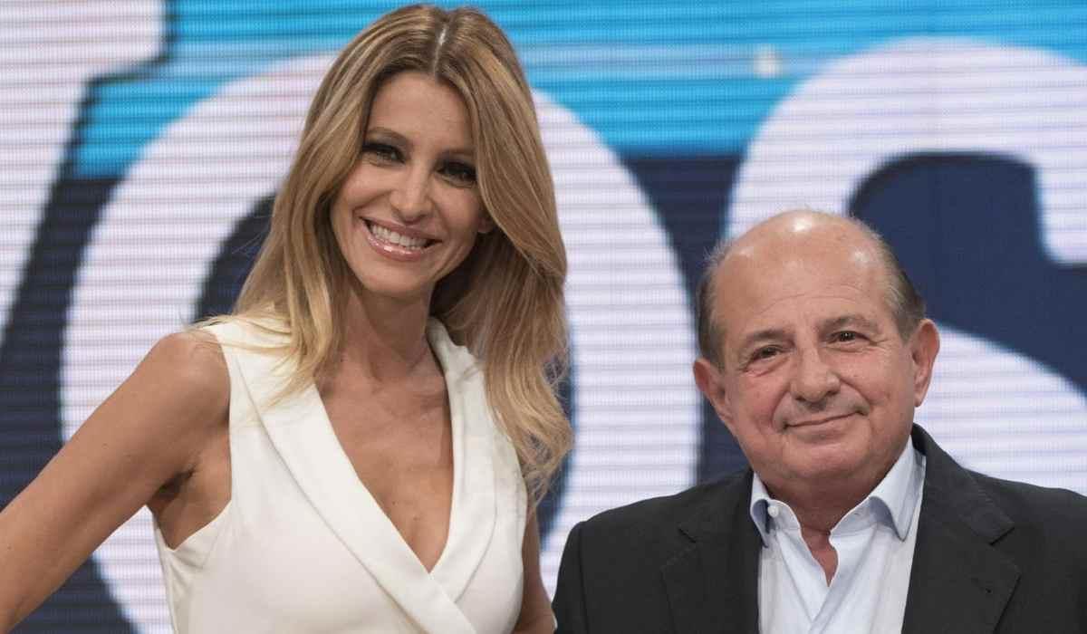 """Giancarlo Magalli fa un passo verso Adriana Volpe: """"Spero di"""