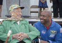 Morta Katherine Johnson scienziata