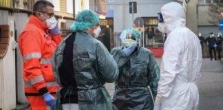 Nas e personale specializzato Coronavirus