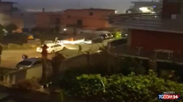 Roma violenta, tassista aggredito e rapinato da quattro clie