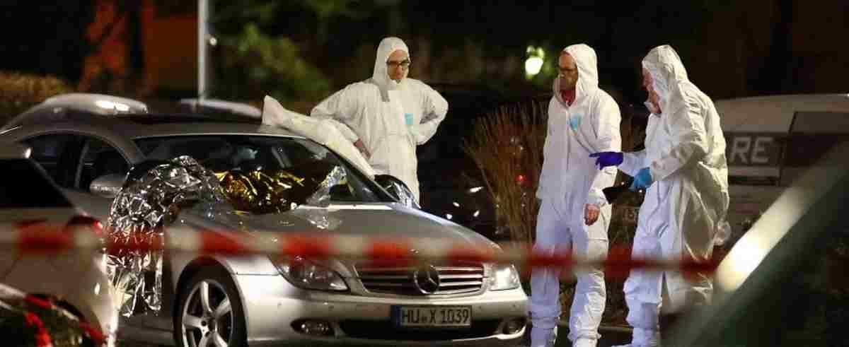 Strage ad Hanau nei bar della comunità turca: 11 morti e 4 f