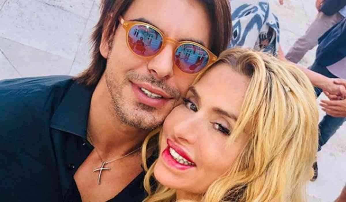 Valeria Marini, il fidanzato finisce in ospedale dopo un mom