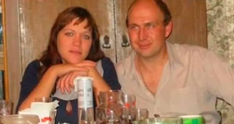 coppia russa bambino ucciso