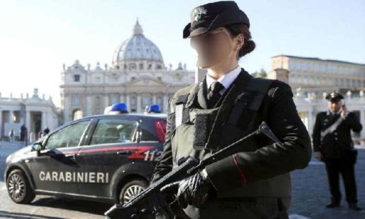 donna carabinieri ricorso