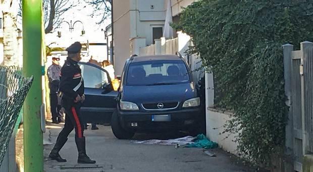 41enne travolta e uccisa dall'auto guidata dalla figlia 15enne |  la donna aveva perso il