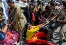 india scontri