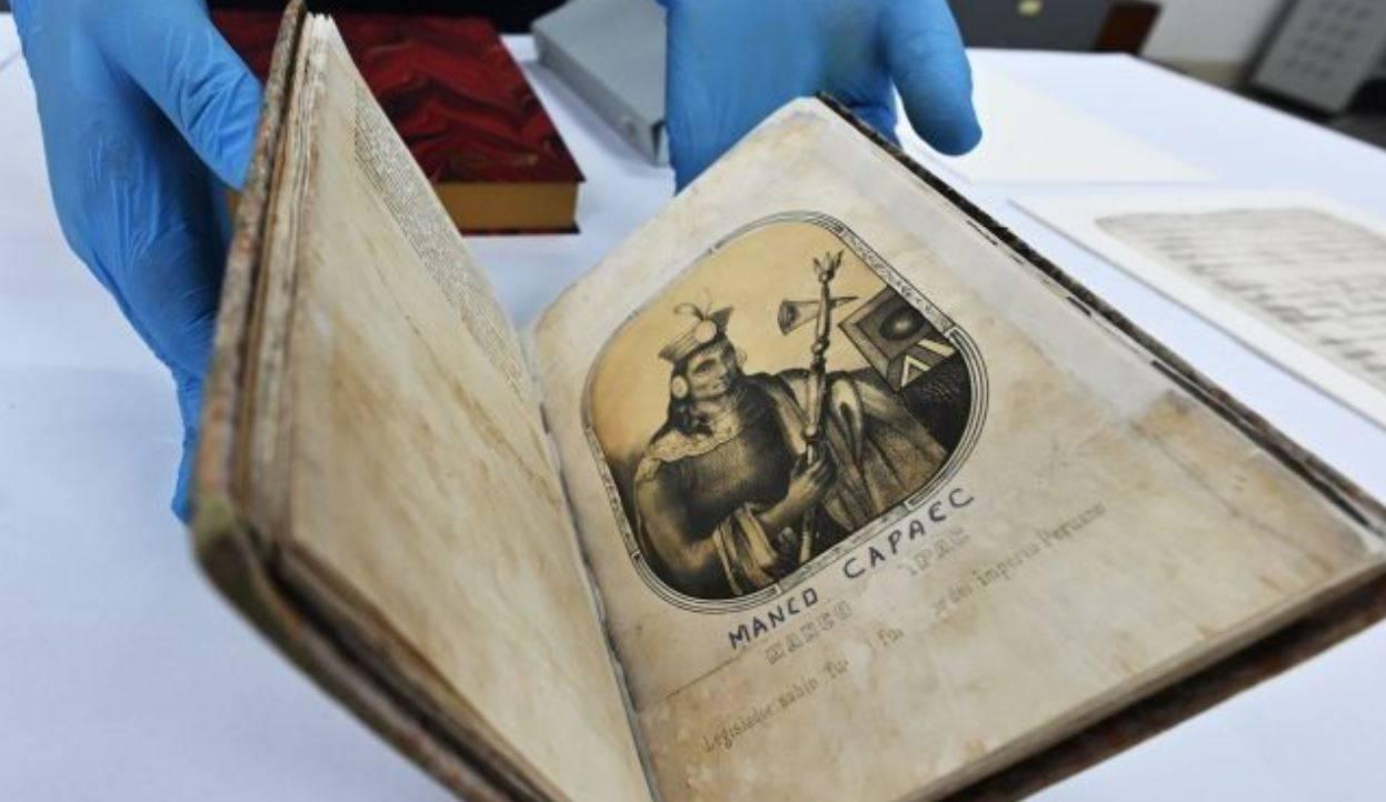 Ritrovato antico manoscritto contenente i segreti della civi